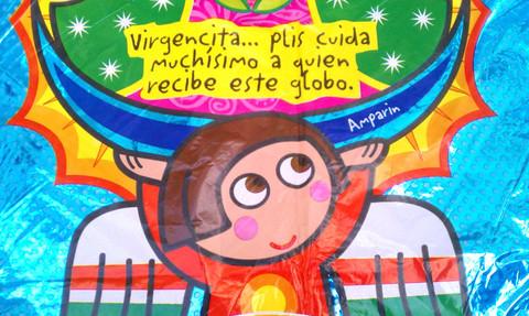 18 Distroller Virgencita Plis Cuidame Mucho