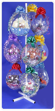 Classy Wrap Balloon Display Tree Special Order Item