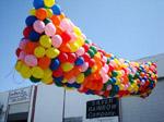Southern Balloon Distributors Framing